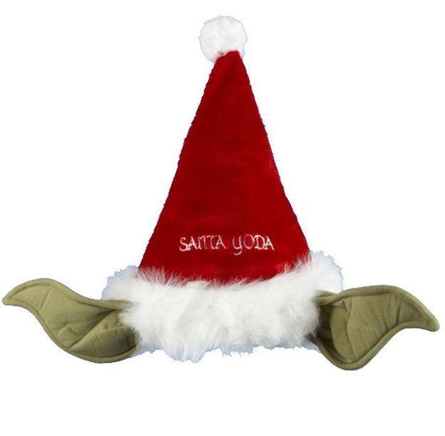 this essential santa yoda hat