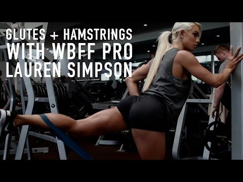 full workout for hamstrings and glutes circuit 1 repeat