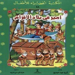 اطفال سلسلة قصص المكتبة الخضراء امير في بلاد الاقزام Books Library Books Arabic Books