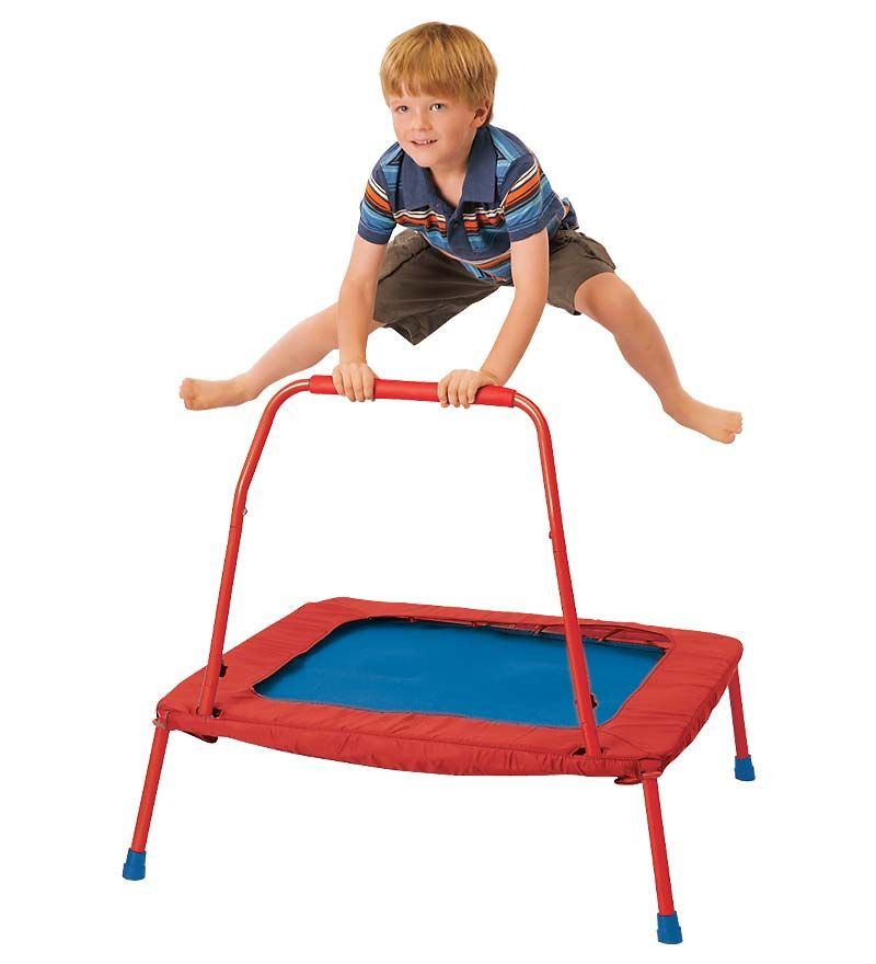 Hello holiday lists what kid doesn't want a trampoline