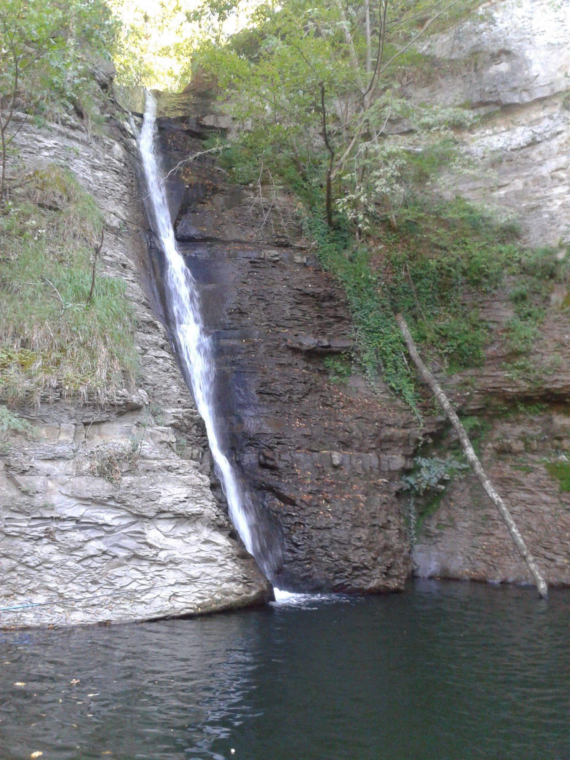 Cascata di Cala Buia (detta anche Buia Buia) :)