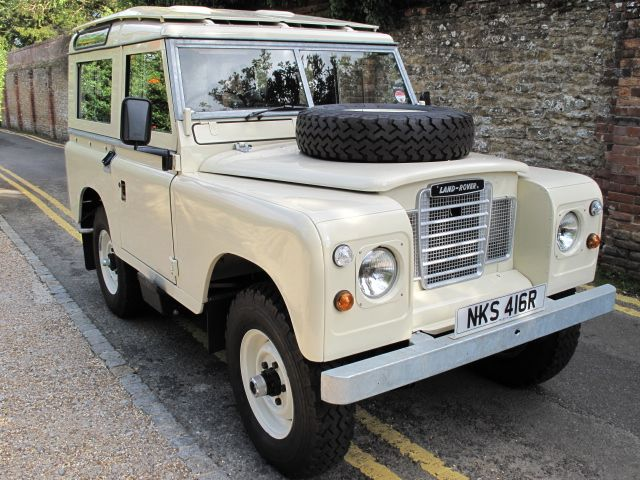 image result for series land rover limestone | land rovers