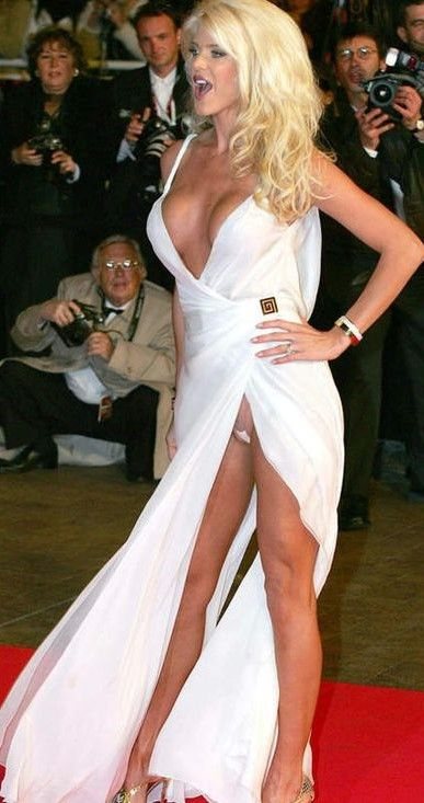 oops Victoria silvstedt