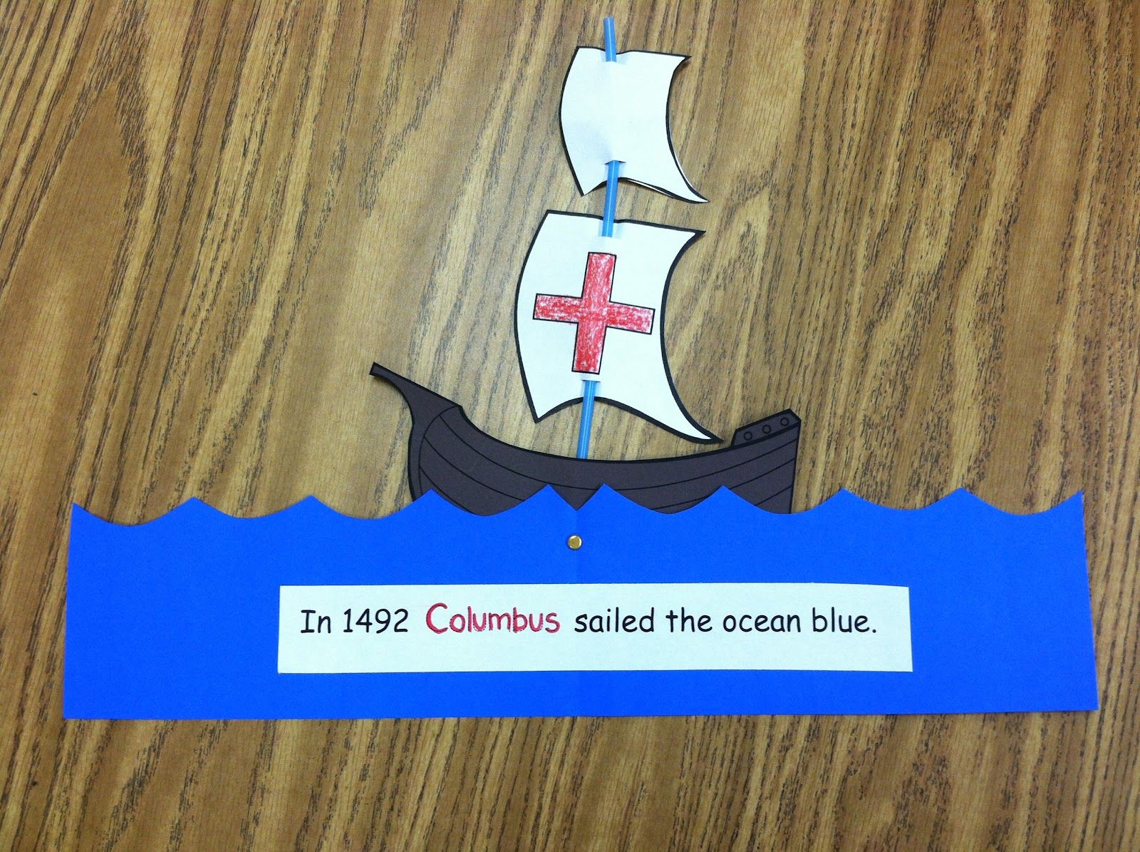 Kinder Learning Garden Blog We Love This Columbus Day Hat