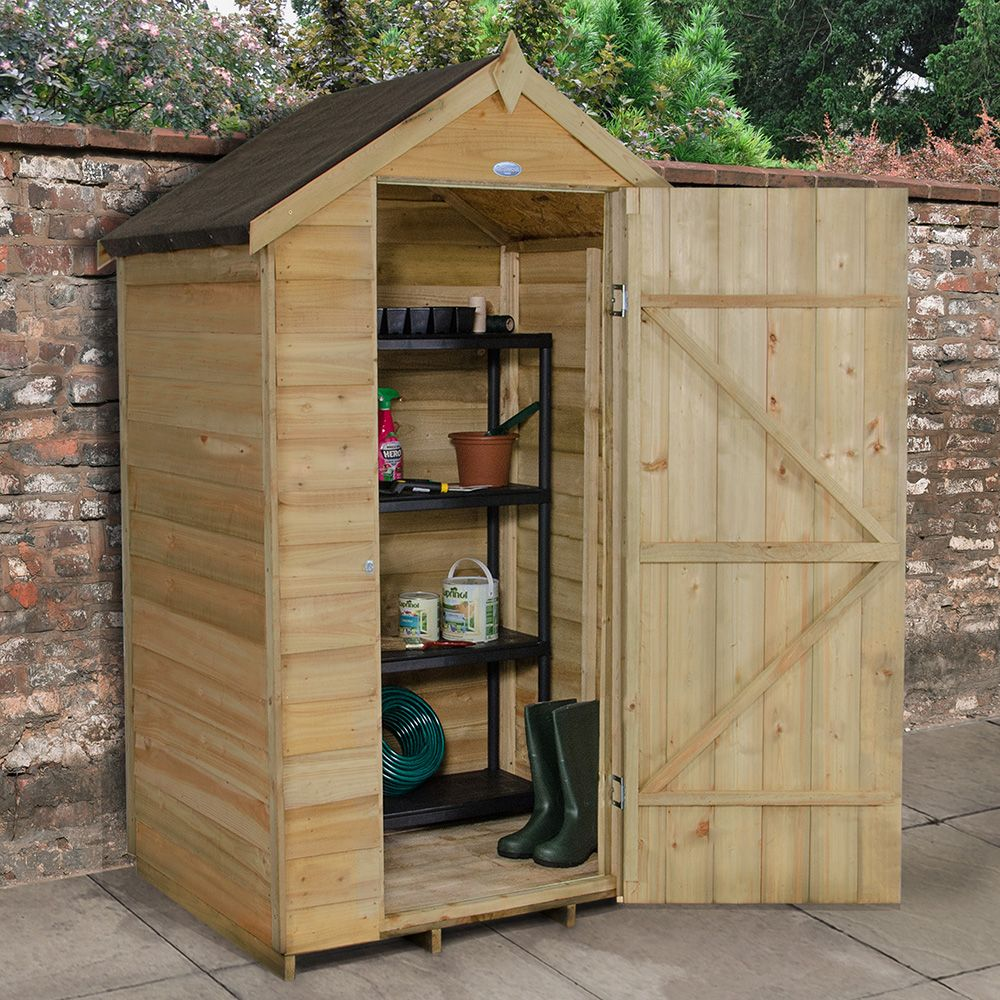Apex Shed 4 X 3 Crocus Building A Shed Wooden Sheds Apex Shed