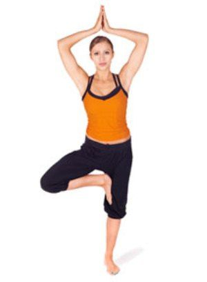 asanas and benefits  vrikshasana tree pose yoga