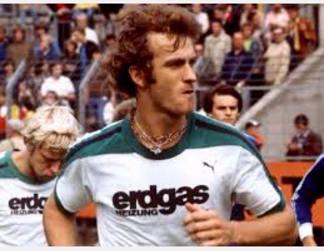 Rainer Bonhoff, idolo del Borussia mas grande de todas las epocas