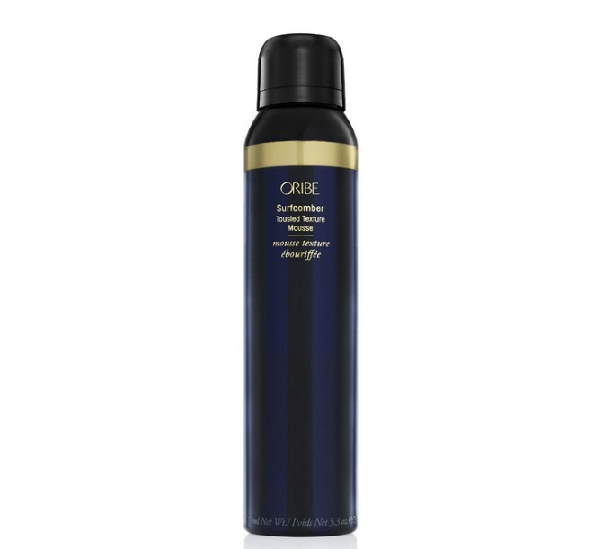 """""""Supermodel in a bottle"""" - The Best Mousse for Beach Hair, Oribe Surfcomber. @Beauty High"""