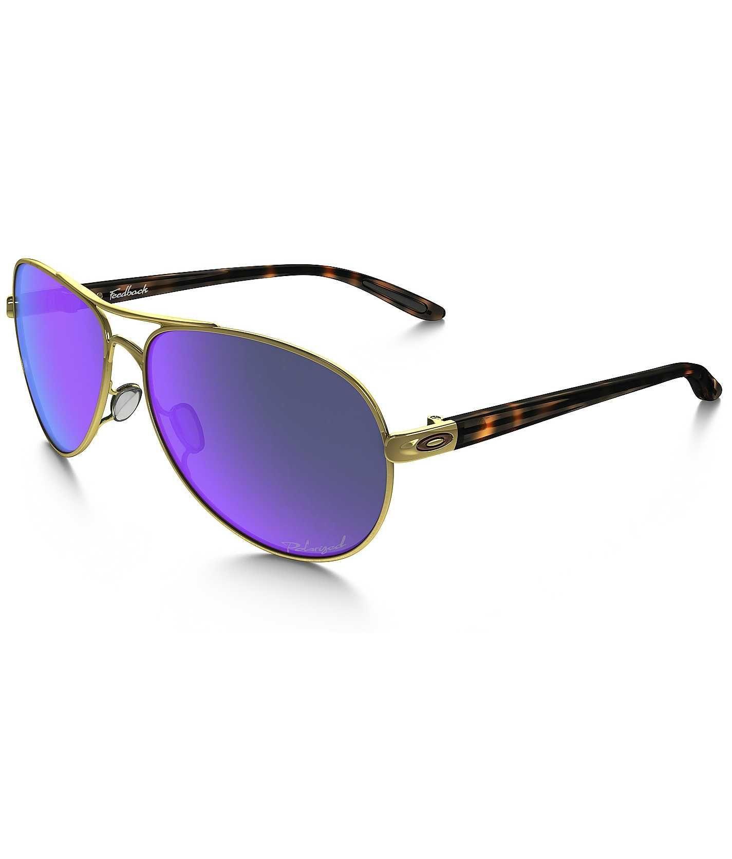 aef0ffad3cd Oakley Feedback Sunglasses - Womens Accessories