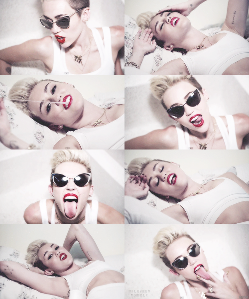 Miley Cyrus, We Can't Stop!!!!!