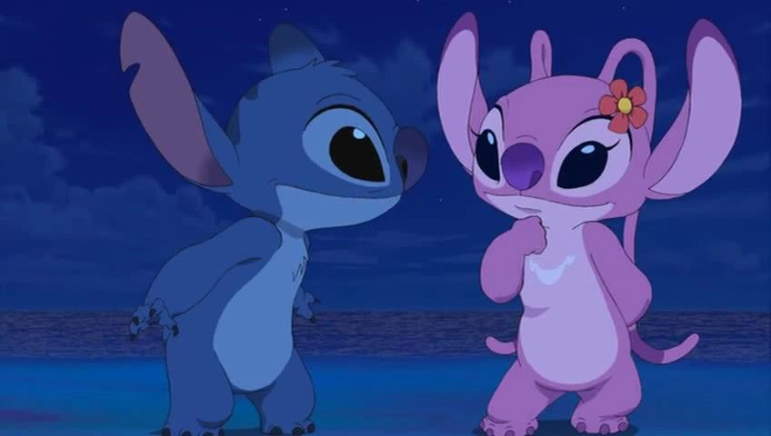 Pin By Jayonna Hovey On Welcome To Fiction World Angel Lilo And Stitch Stitch And Angel Lelo And Stitch