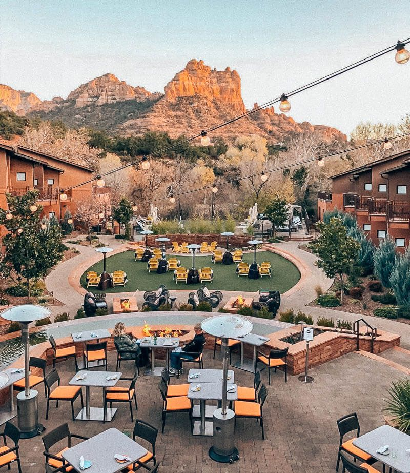 The BEST Sedona Restaurants with a View That You C