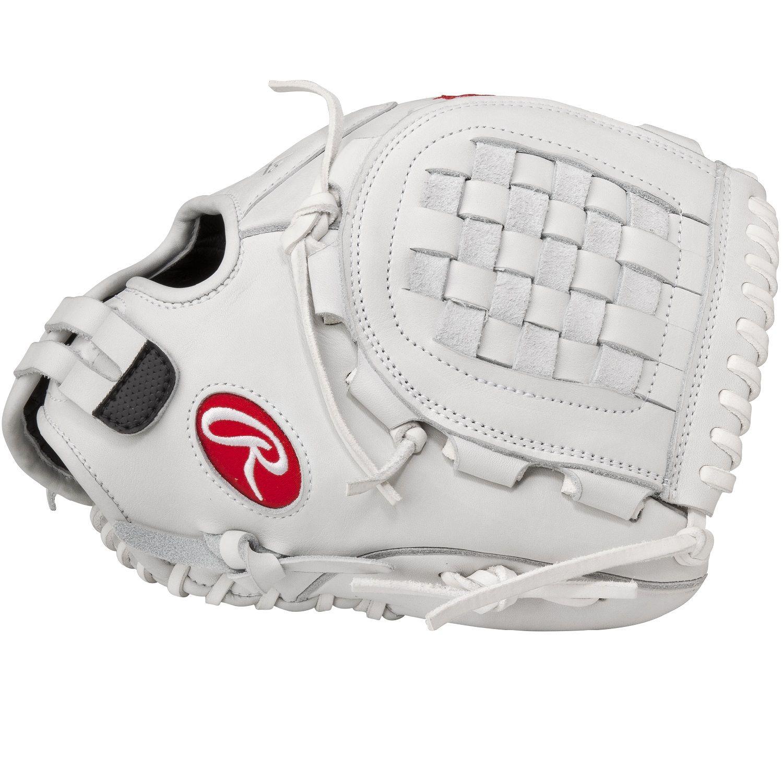 Rawlings Liberty Advanced 12in Softball Glove Lh Size 11 25 To 12 In Softball Gloves Fastpitch Softball Gloves Baseball Equipment