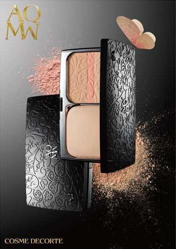 Kose Cosme Decorte AQ MW Marcel Wanders Fall 2012 Makeup 1