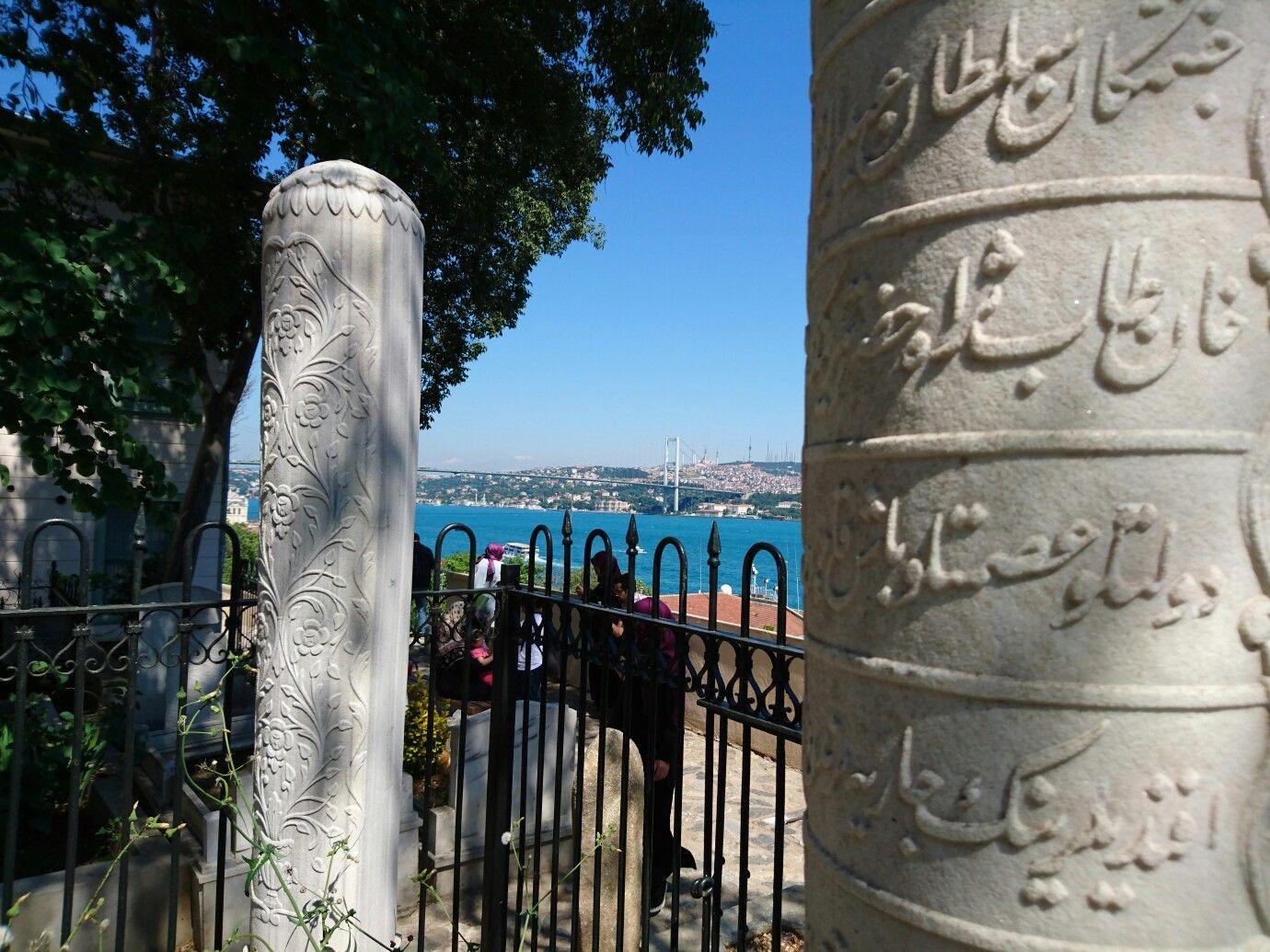 Yahya efendi Bosphorus İstanbul