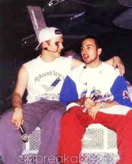Nick and Howie