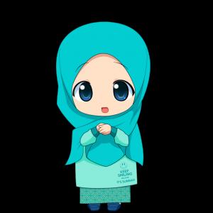 21 Gambar Gambar Kartun Manusia Koleksi Kartun Comel Muslimah Bertudung Azhan Co Download Bahan Trafik Kartun Manusia Ga Kartun Animasi Ilustrasi Karakter