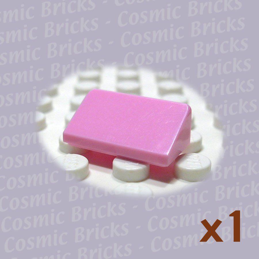 Lego Light Purple Roof Tile 1x2x0 6 4649749 85984 Single N Roof Tiles Light Purple Roof