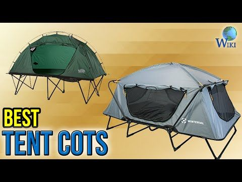 Winterial Oversize Outdoor Camping Tent Cot Youtube