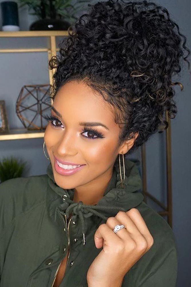 9 Quick Natural Hairstyles That Are Perfect For Valentines Day