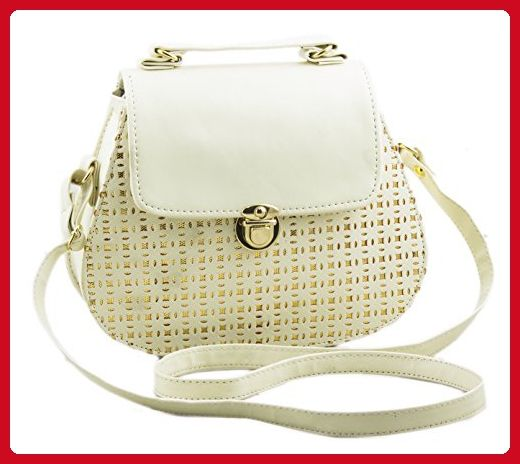 de1150e91f35 Voaka Women s white Sling Bag - Crossbody bags ( Amazon Partner-Link ...