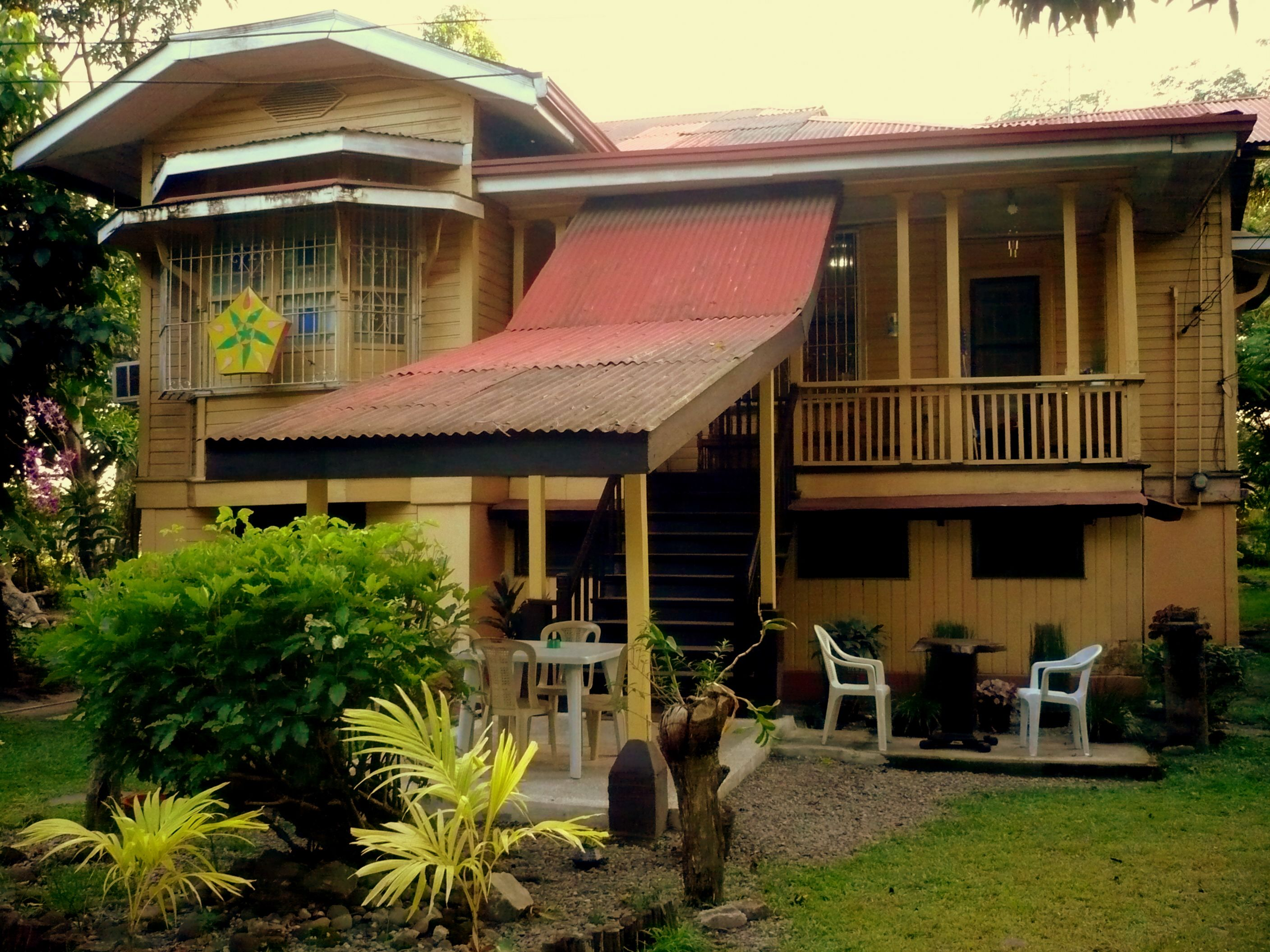 philippine ancestral home mostly in visayan and luzon