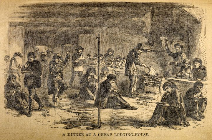 Workhouse in 1859 The Poor Law Amendment Act of 1834