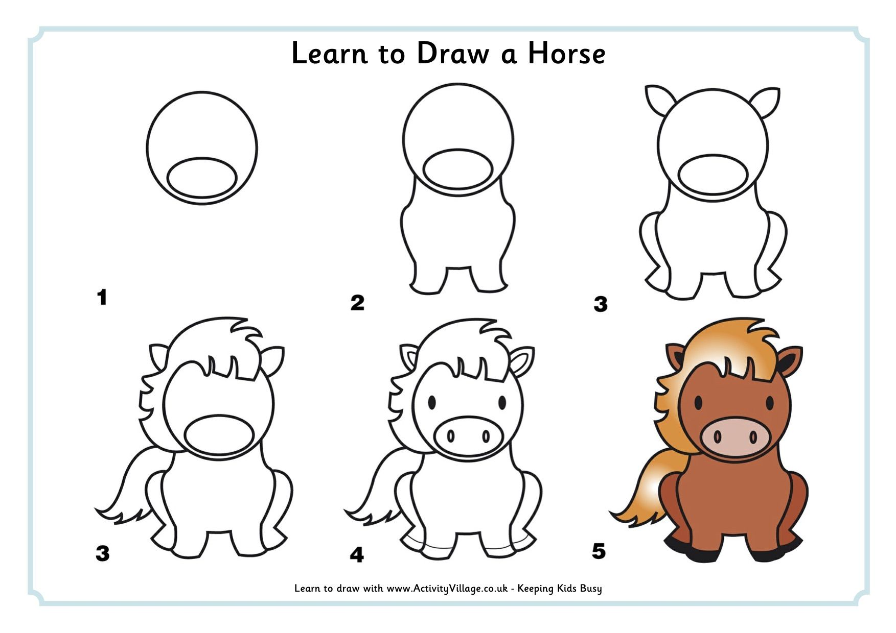 How To Draw Animals: 50 Free Tutorial Videos To Help You ...