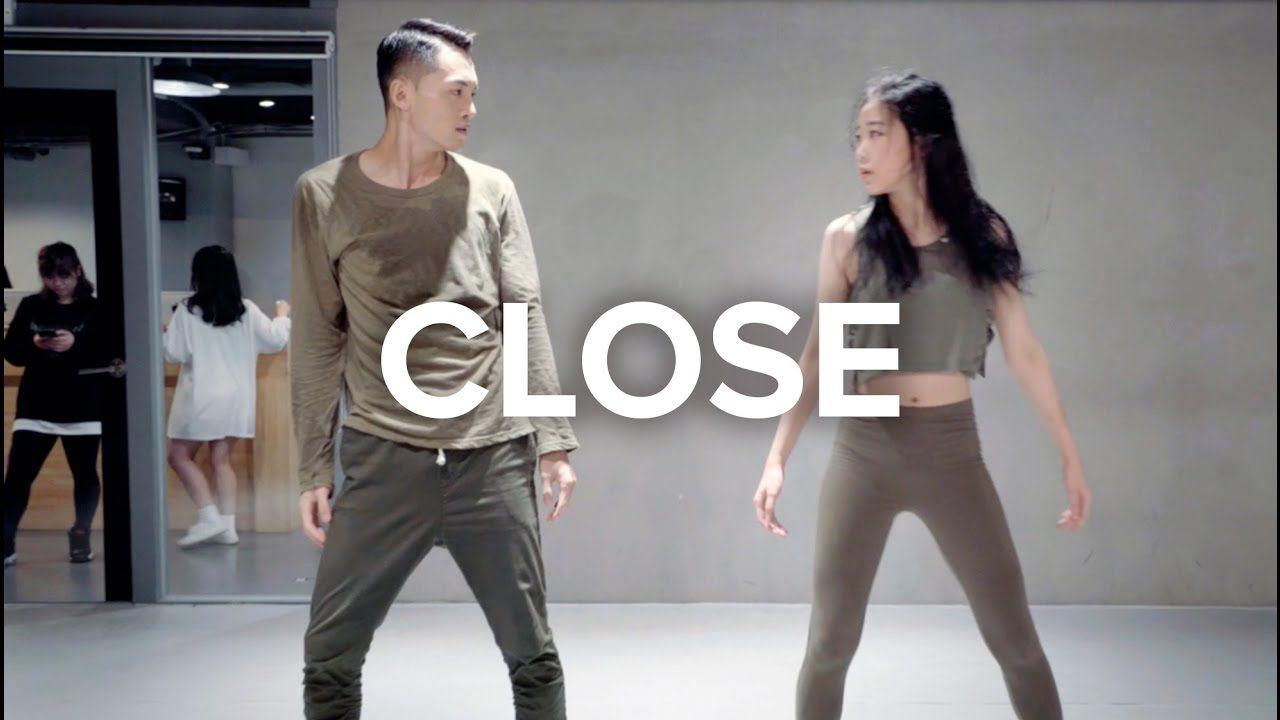 Close Nick Jonas Ft Tove Lo Jay Kim Choreography 1million