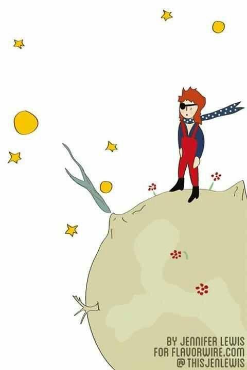 Little prince Bowie
