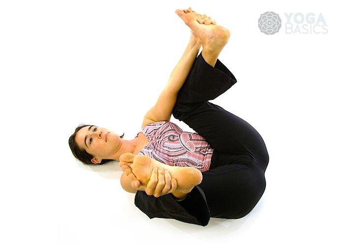 Happy Baby Pose Pose (Ananda Balasana) Instructions & Photos
