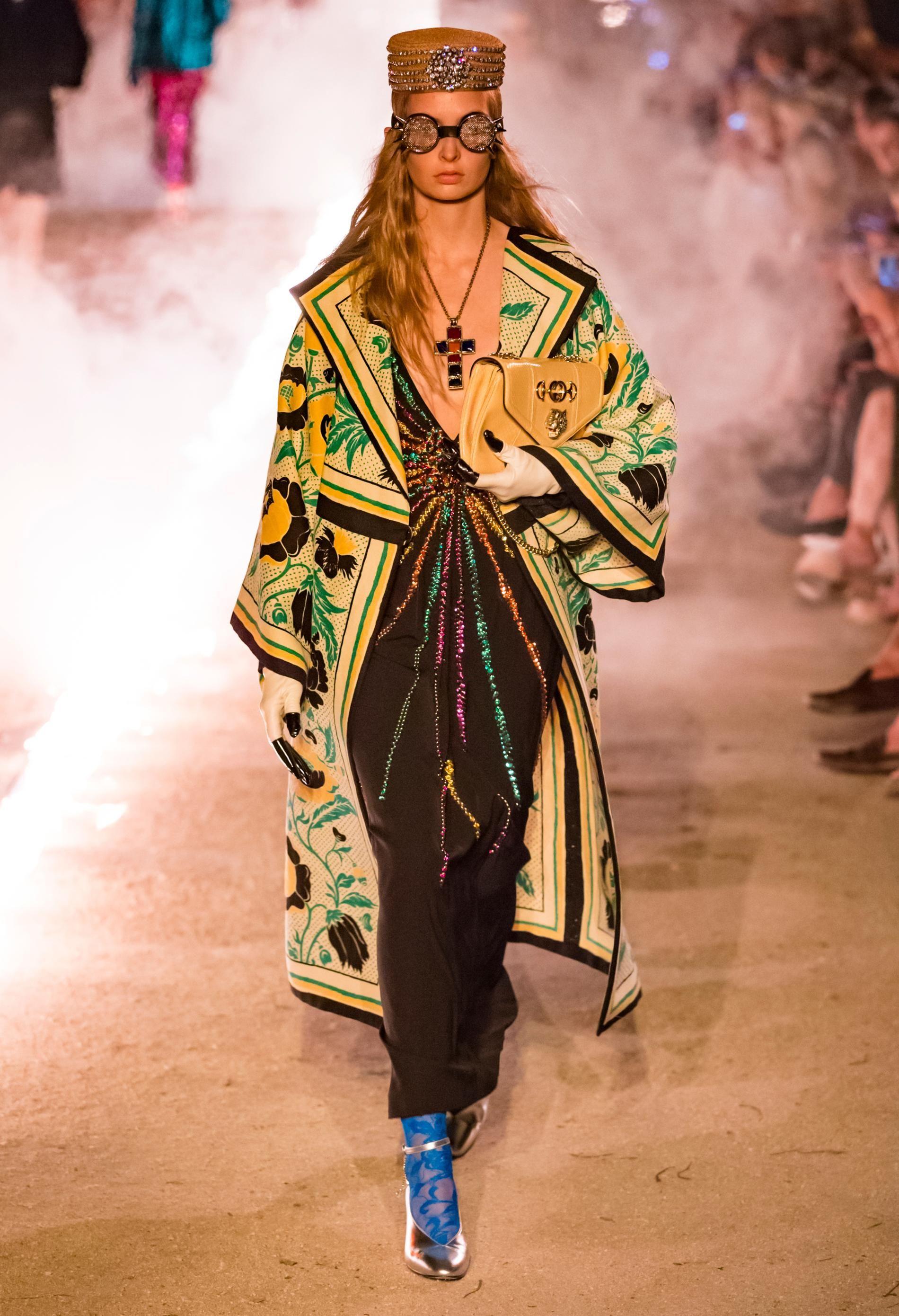 Défilé Gucci 2019 Croisière - Madame Figaro 20441e3c481f