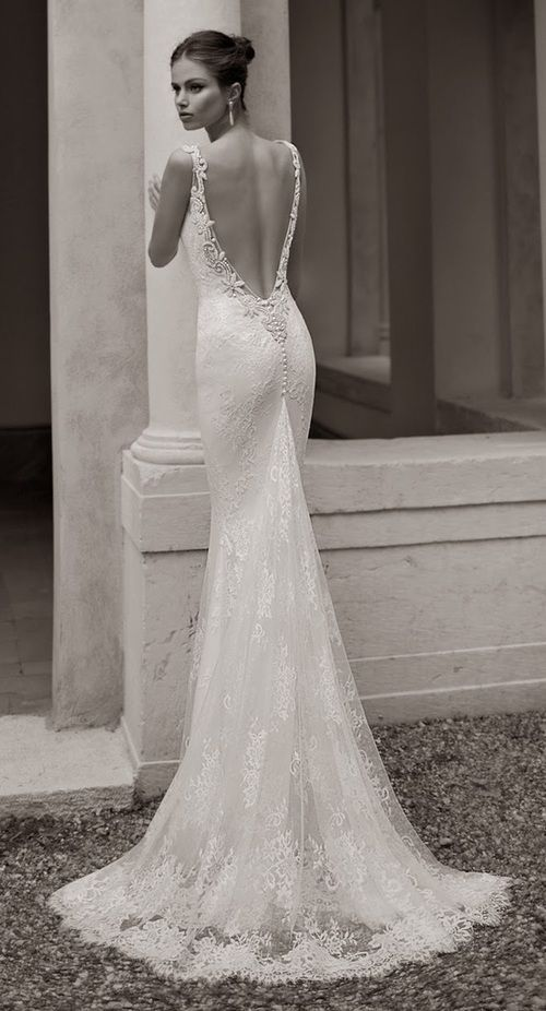 Berta Bridal Winter 2014 Collection - Part 3