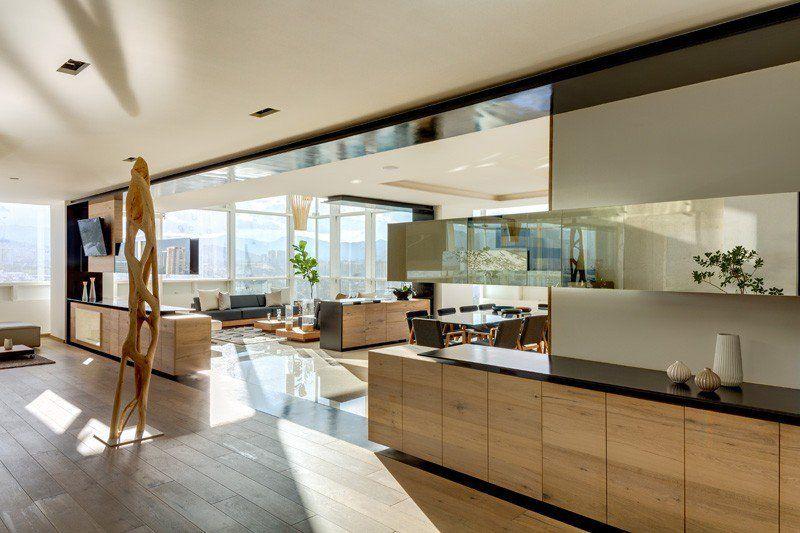 Célèbre Grande baie vitrée qui baigne de lumière un appartement splendide  BD05