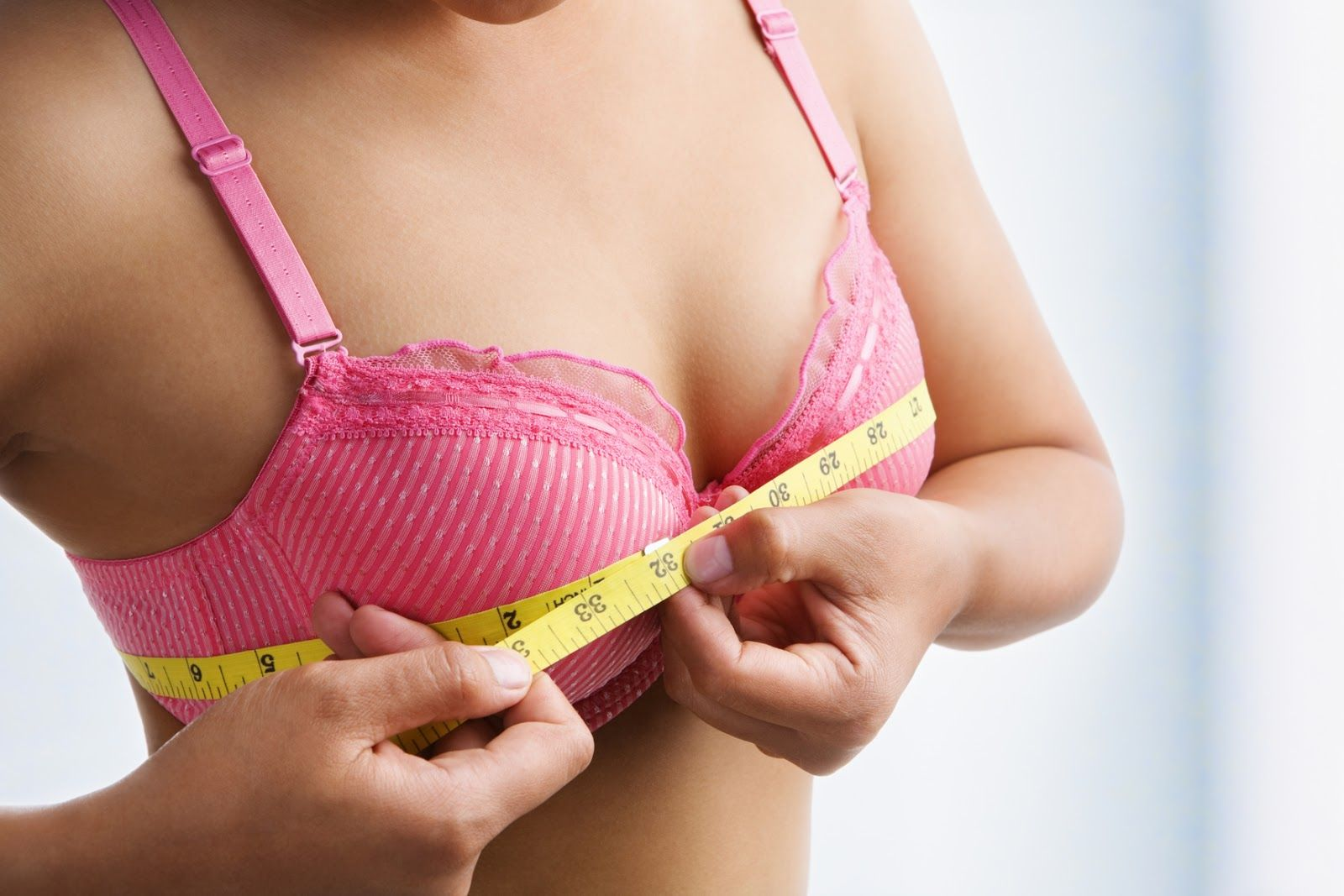 Easy tips to increase your breast size without surgery