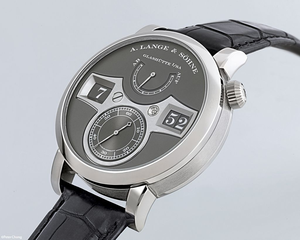 Lange Zeitwerk for Auction to benifit a children charity Luxusórák 04f9277fe4