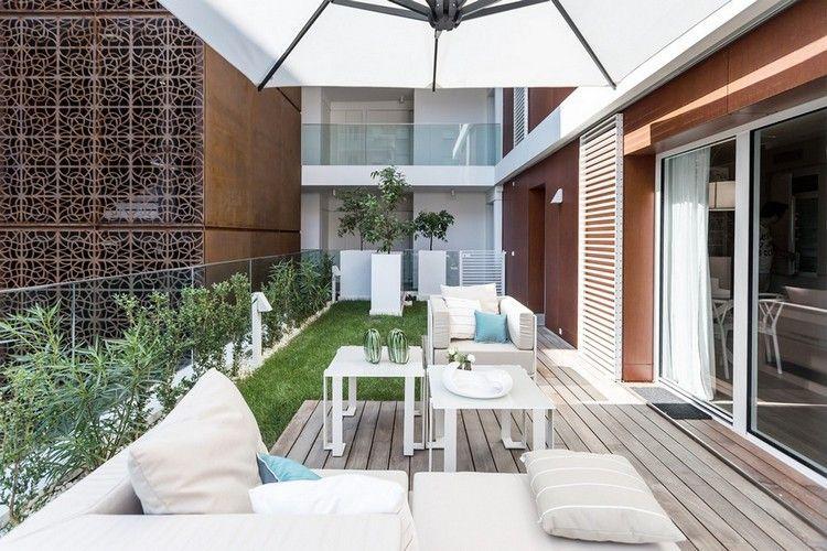 Aménager une terrasse d\'appartement : conseils d\'expert et astuces ...