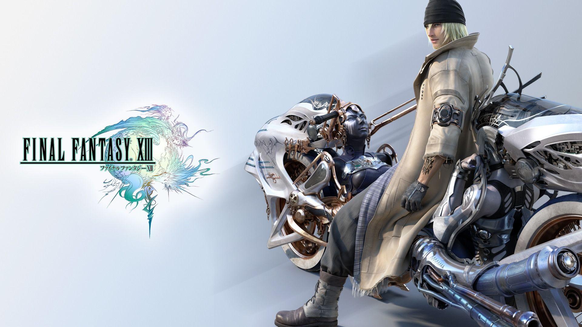 Final Fantasy 13 Fonds D Ecran Hd 2 1920x1080 Final Fantasy Fond Ecran Fond Ecran 1920x1080