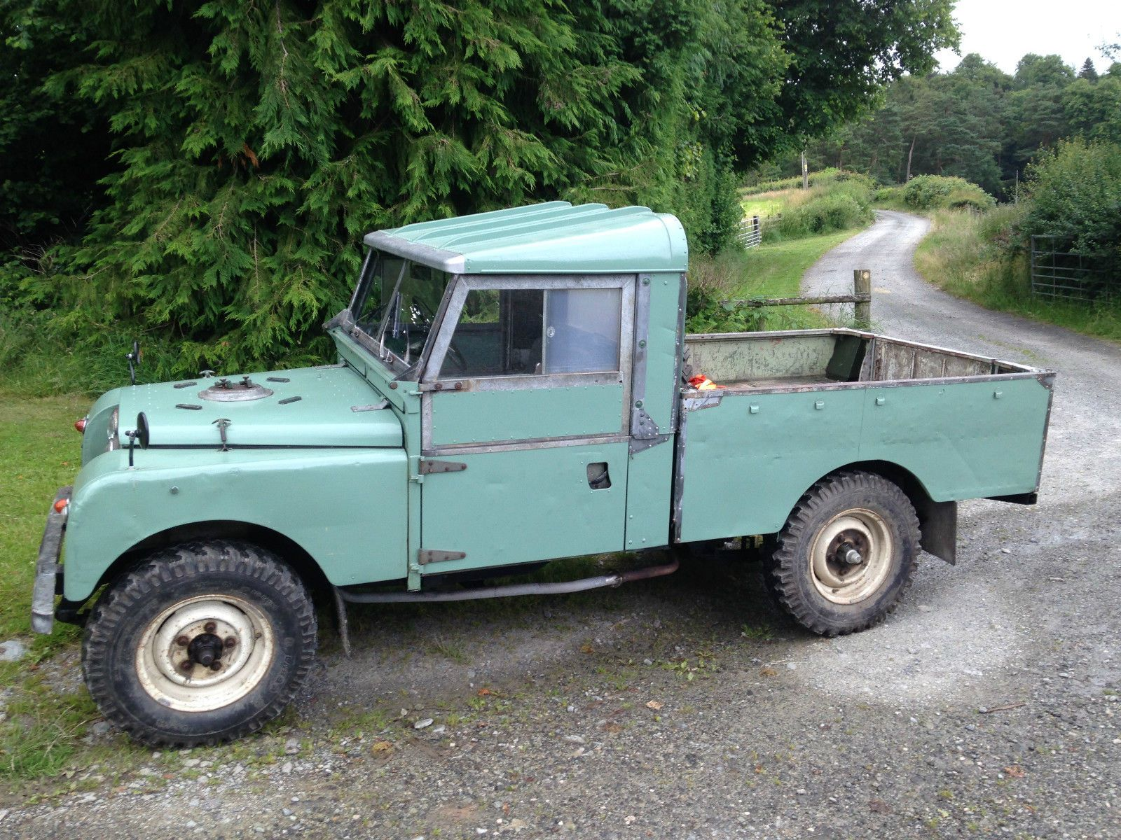 Land Rover Series 1 109 Pickup In Cars Motorcycles Vehicles