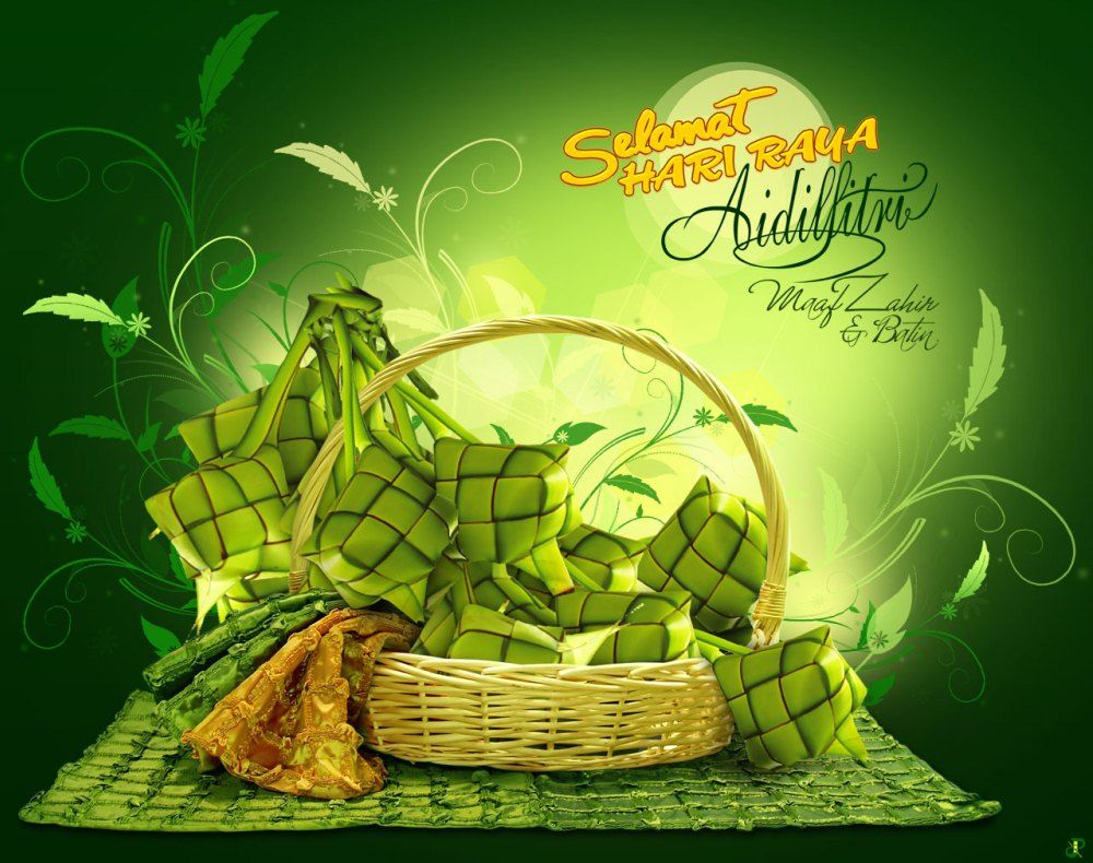 15 Kata Ucapan Selamat Hari Raya Idul Fitri 1440 H Lebaran