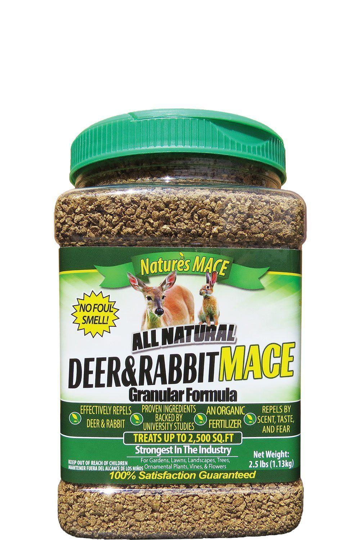 Deer rabbit repellent granular shaker 6lb