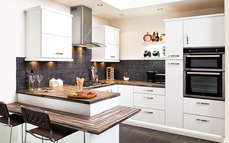 The Extravagant Fitted Kitchen Ideas Are Undoubtedly Great For