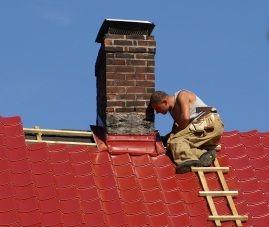 DIY metal roof tile installation