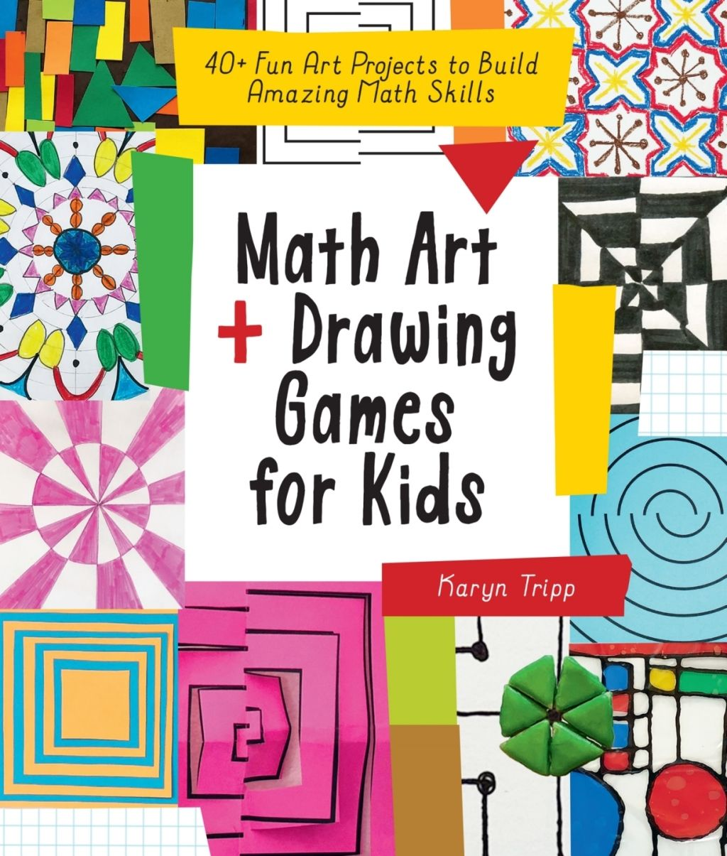 Math Art and Drawing Games for Kids (eBook) in 2020