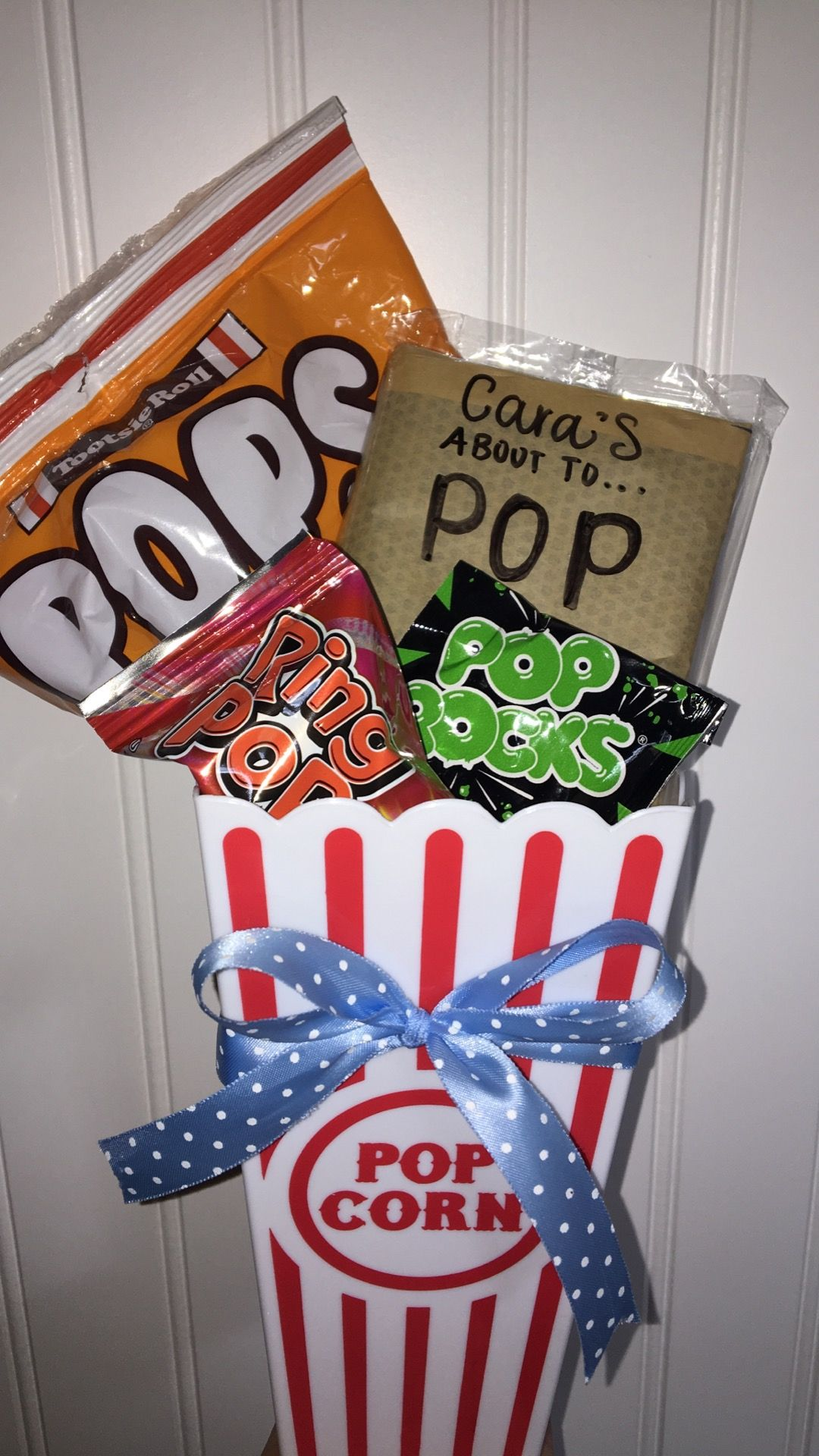 Cheap easy and cute baby shower game prize pinteres for Idea for door prizes