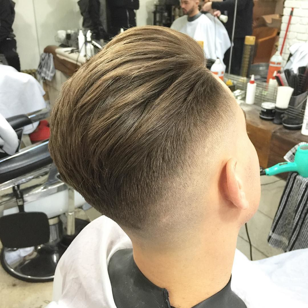 Men's blowout haircut haircut by mozambeak iftndtut menshair menshairstyles