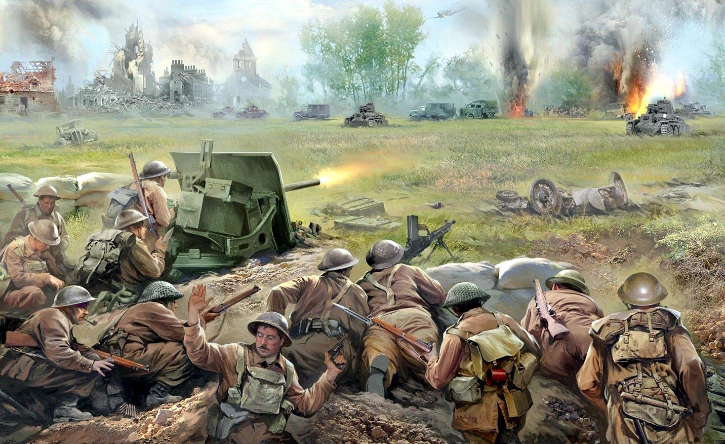 Pin On Art Illustration World War Ii
