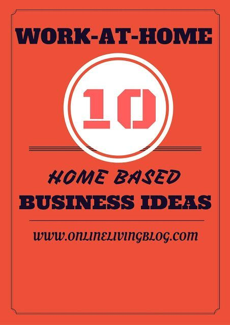 Looking For Home Based Business Opportunities To Start A Business