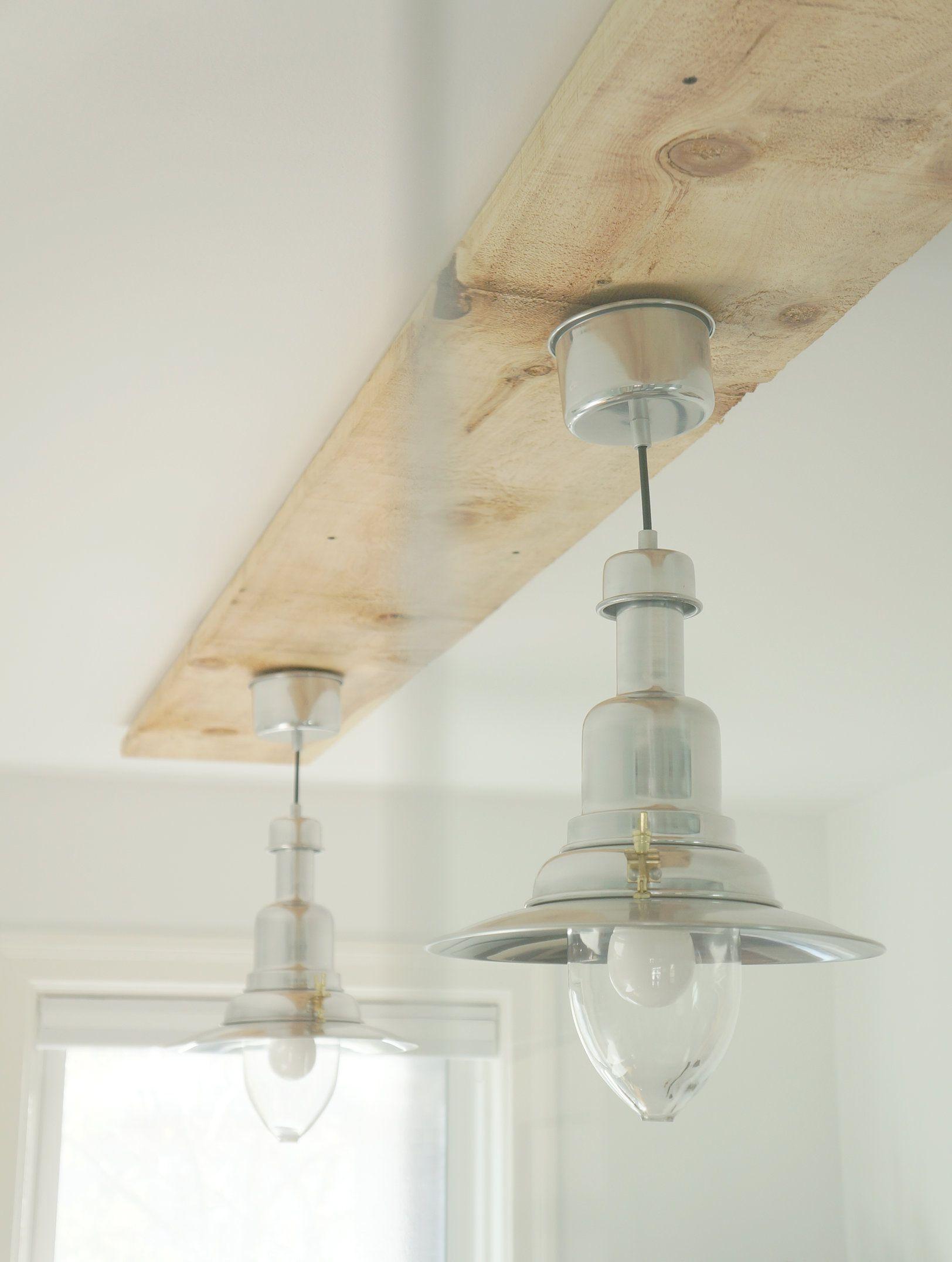 Diy Wooden Light Fixtures | Wooden light fixtures, Rustic ...