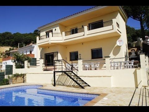 Seaview, private pool, near Lloret, what more do you want? Villas